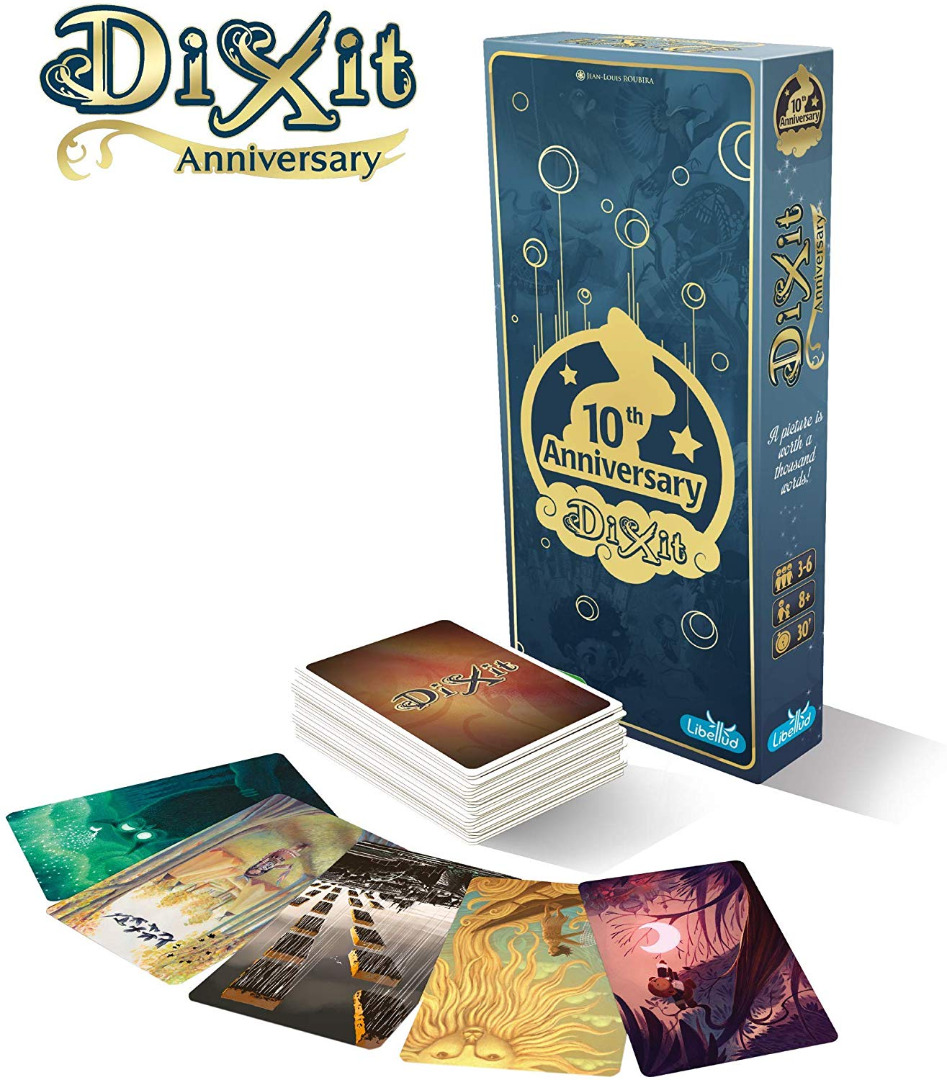 Dixit: 10th Anniversary Expansion