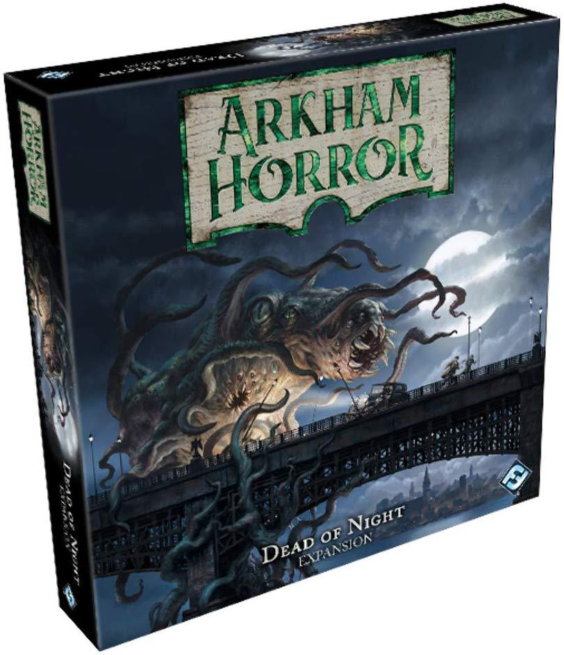 FFG - Arkham Horror: The Dead of Night