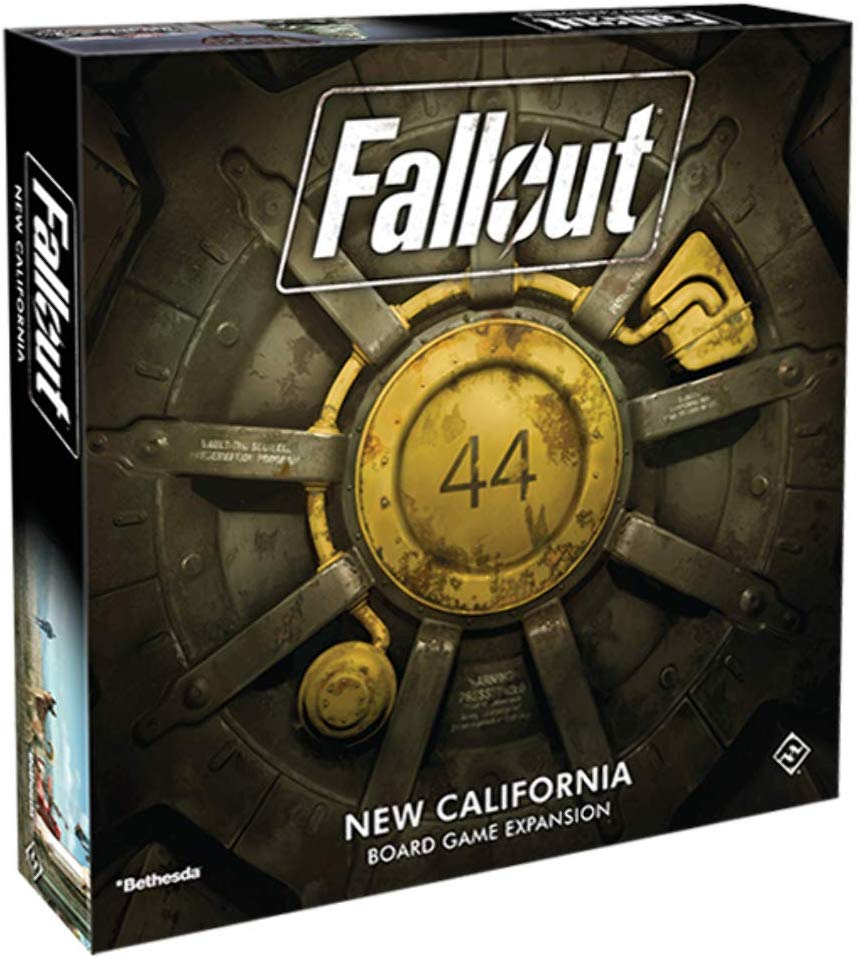FFG - Fallout - New California