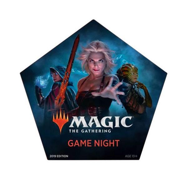 Magic the Gathering Game Night 2019 English