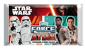 Force Attax - The Force Awakens - Booster English