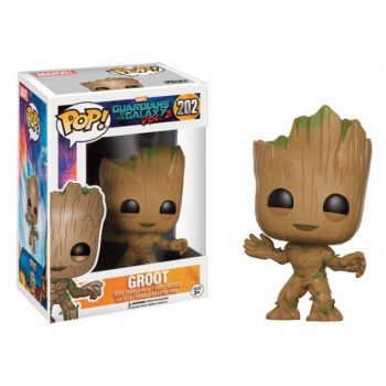 Funko POP! Marvel - Guardians of the Galaxy vol. 2 Young Groot 10 cm