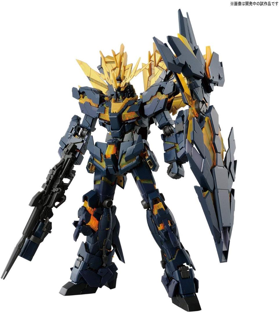 Gundam Unicorn: RG Real Grade- 02 Banshee Norn U. Mode Box 1:144 Model Kit