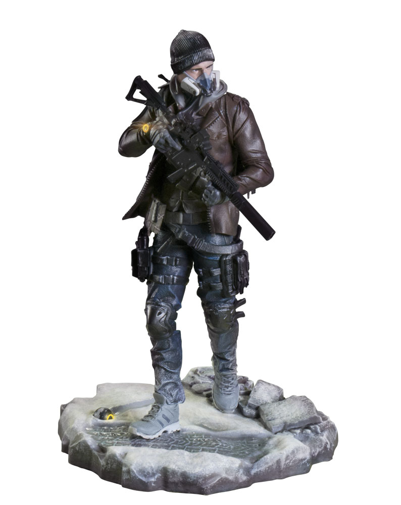 Estátua PVC Tom Clancy´s The Division SHD Agent 24 cm