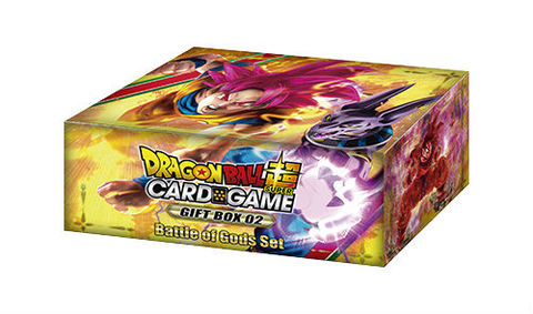 DragonBall Super Card Game - Gift Box 2