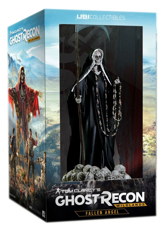 Estátua PVC Ghost Recon Wildlands Fallen Angel 25 cm