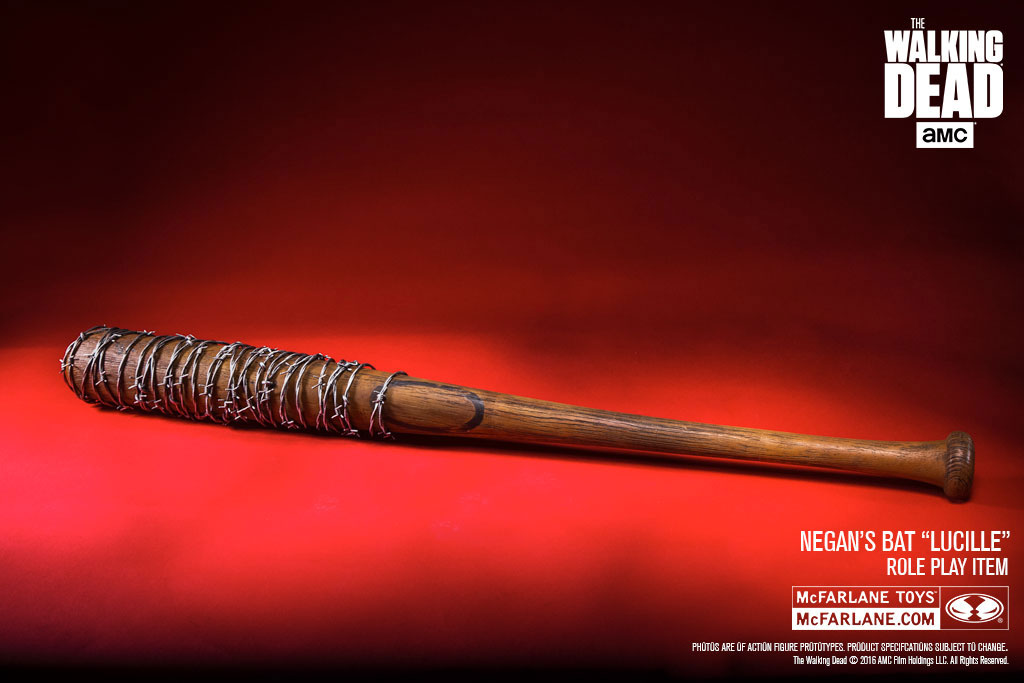 Walking Dead Roleplay-Replica Negan's Bat Lucille 81 cm