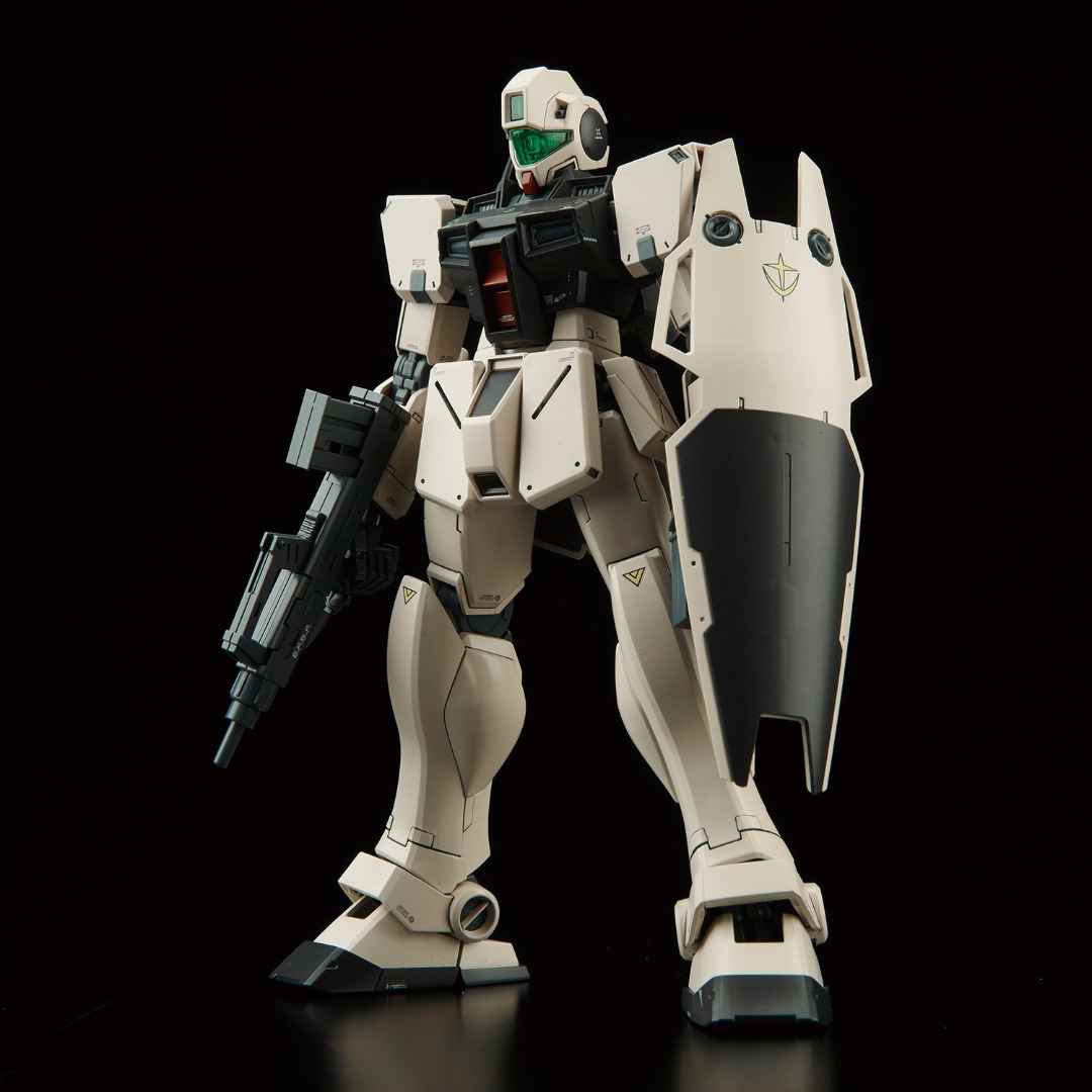 Gundam: Master Grade - GM Command Colony Type 1:100 Model Kit