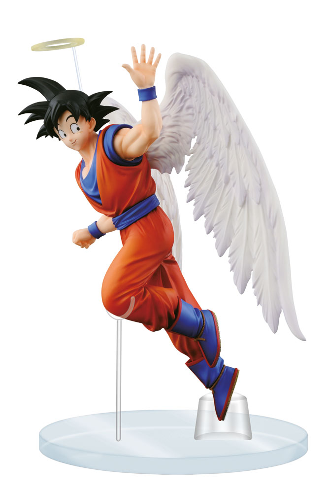 Dragonball Z Dramatic Showcase Figure Son Goku 16 cm