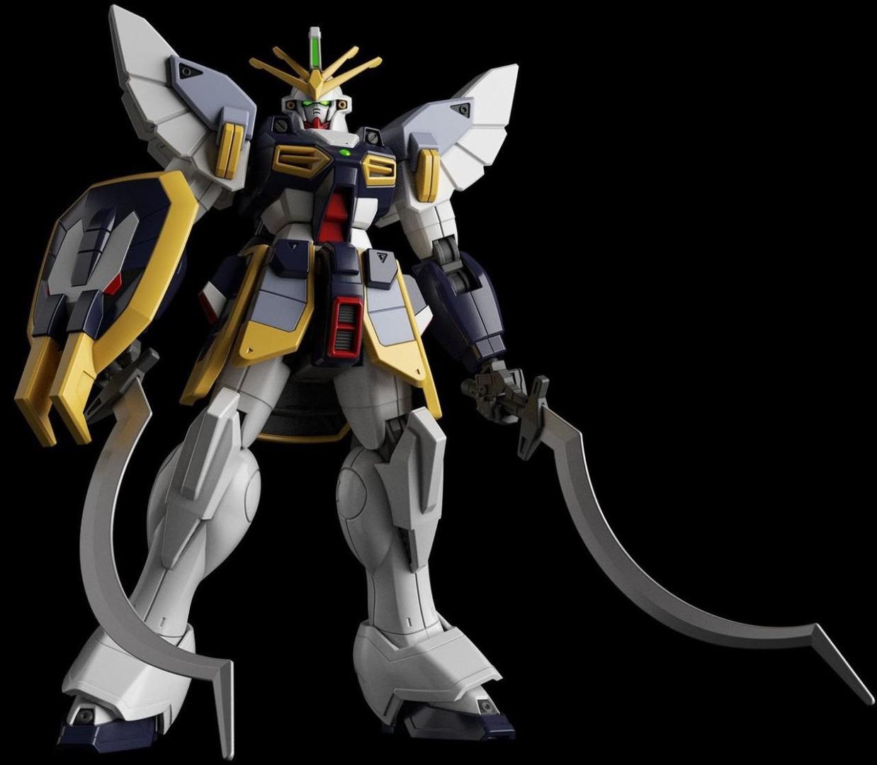 Gundam: High Grade - Gundam Sandrock 1:144 Model Kit