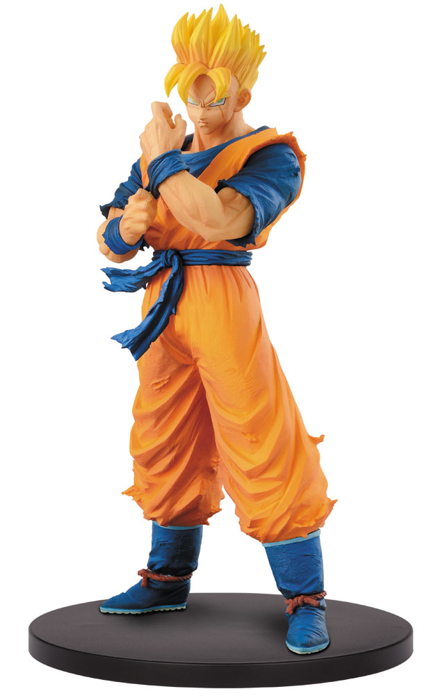 Dragonball Z Resolution of Soldiers Figure Future Gohan SSJ 18 cm