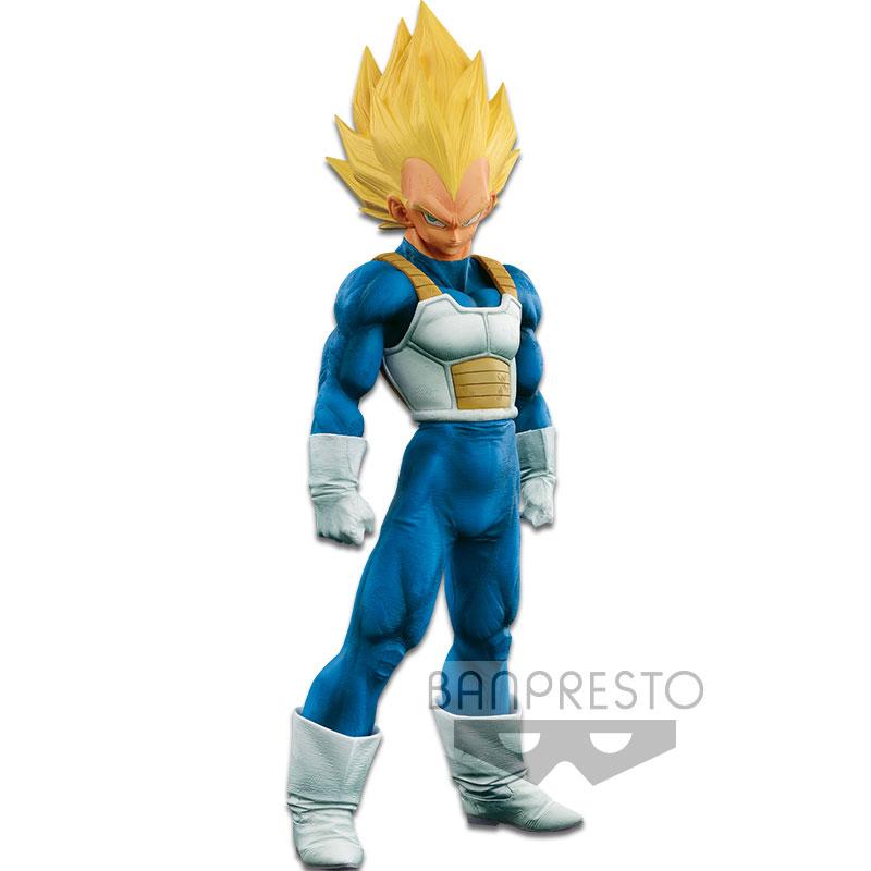 Dragonball Z Super Master Stars Piece Figure Vegeta 30 cm