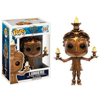 Funko POP! - Beauty and the Beast Live Action - Lumiere 10 cm