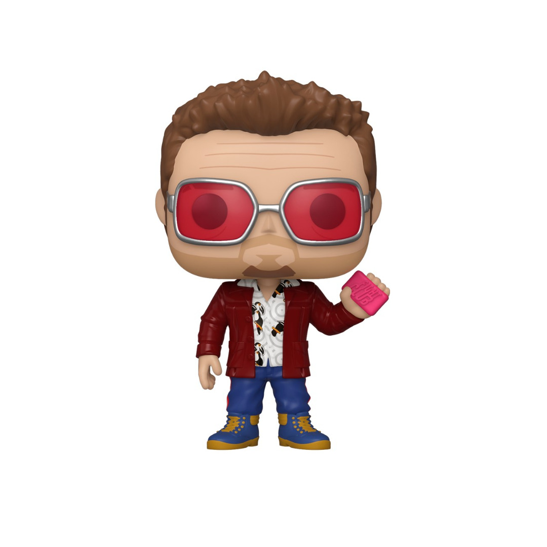Fight Club POP! Movies Vinyl Figures Tyler Durden 9 cm