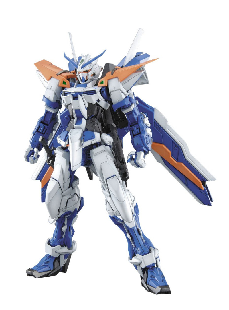 Gundam Seed: MG - Gundam Astray Blue Frame 2nd - 1:100 Model Kit