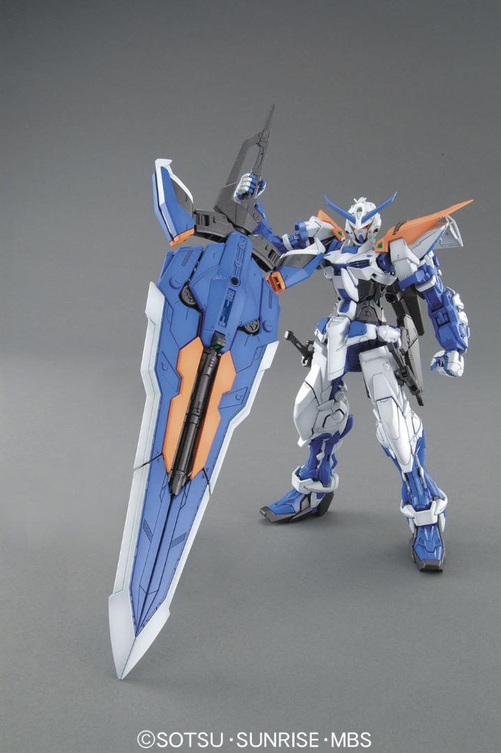 Gundam Seed: MG - Gundam Astray Blue Frame 2nd - 1:100 Model Kit