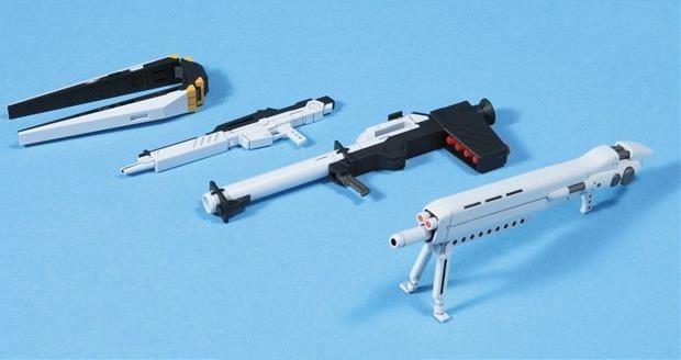 Gundam: High Grade - v Gundam Heavy Weapon System 1:144 Model Kit