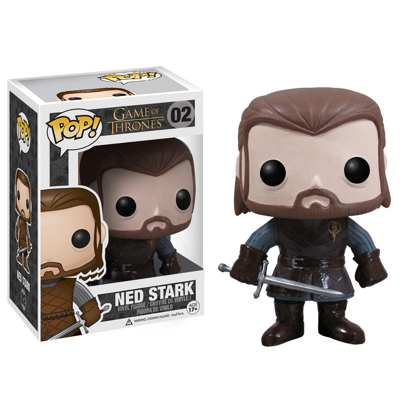 Funko POP! - Game Of Thrones - Ned Stark Vinyl Figure 10 cm