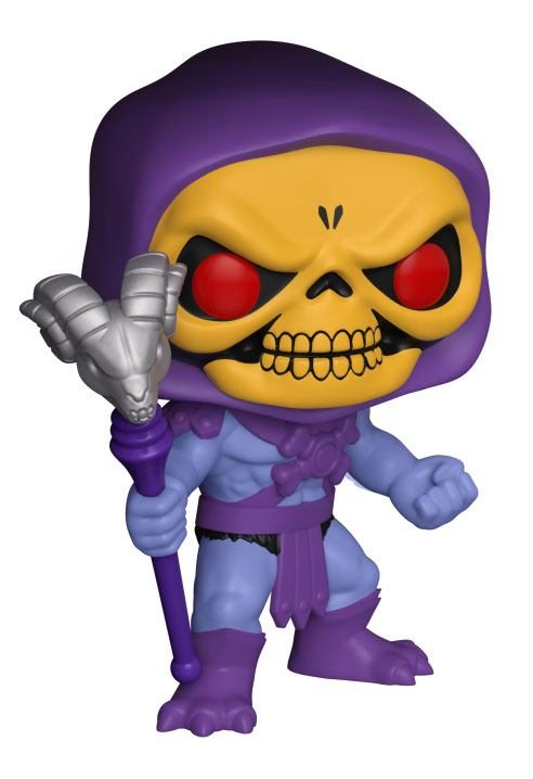 Masters of the Universe Super Sized POP! Animation Vinyl Figure Skeletor 25