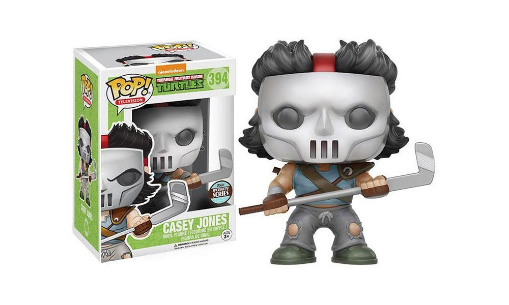 Funko POP! Teenage Mutant Ninja Turtles CASEY JONES Exclusive Edition 10 cm