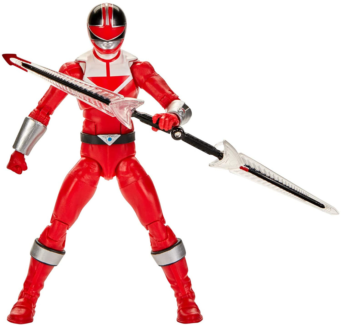 Power Rangers Lightning Collection Ac. Fig. Red Ranger 15 cm 2020 Wave 2