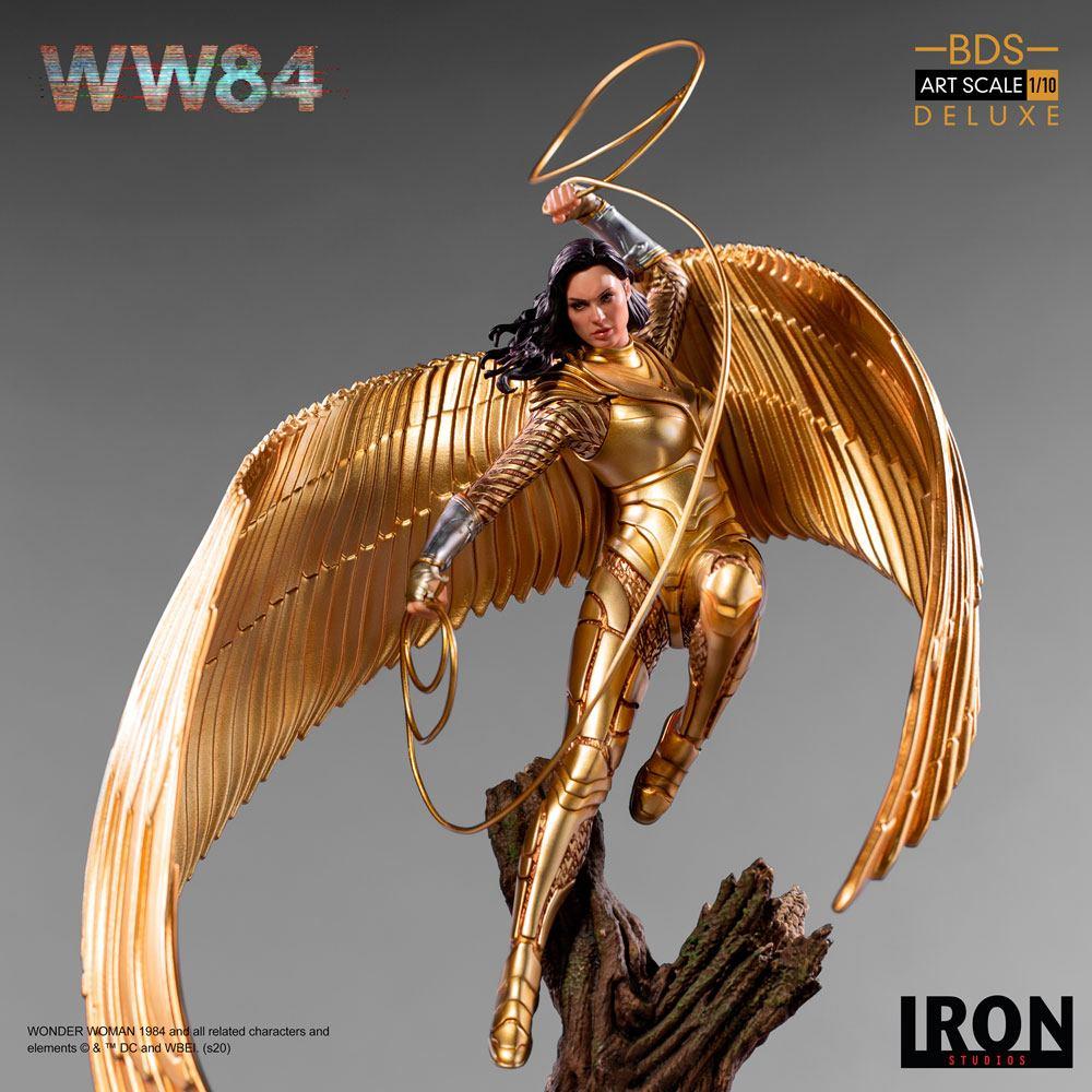 Wonder Woman 1984 BDS Art Scale Statue 1/10 Wonder Woman 32 cm