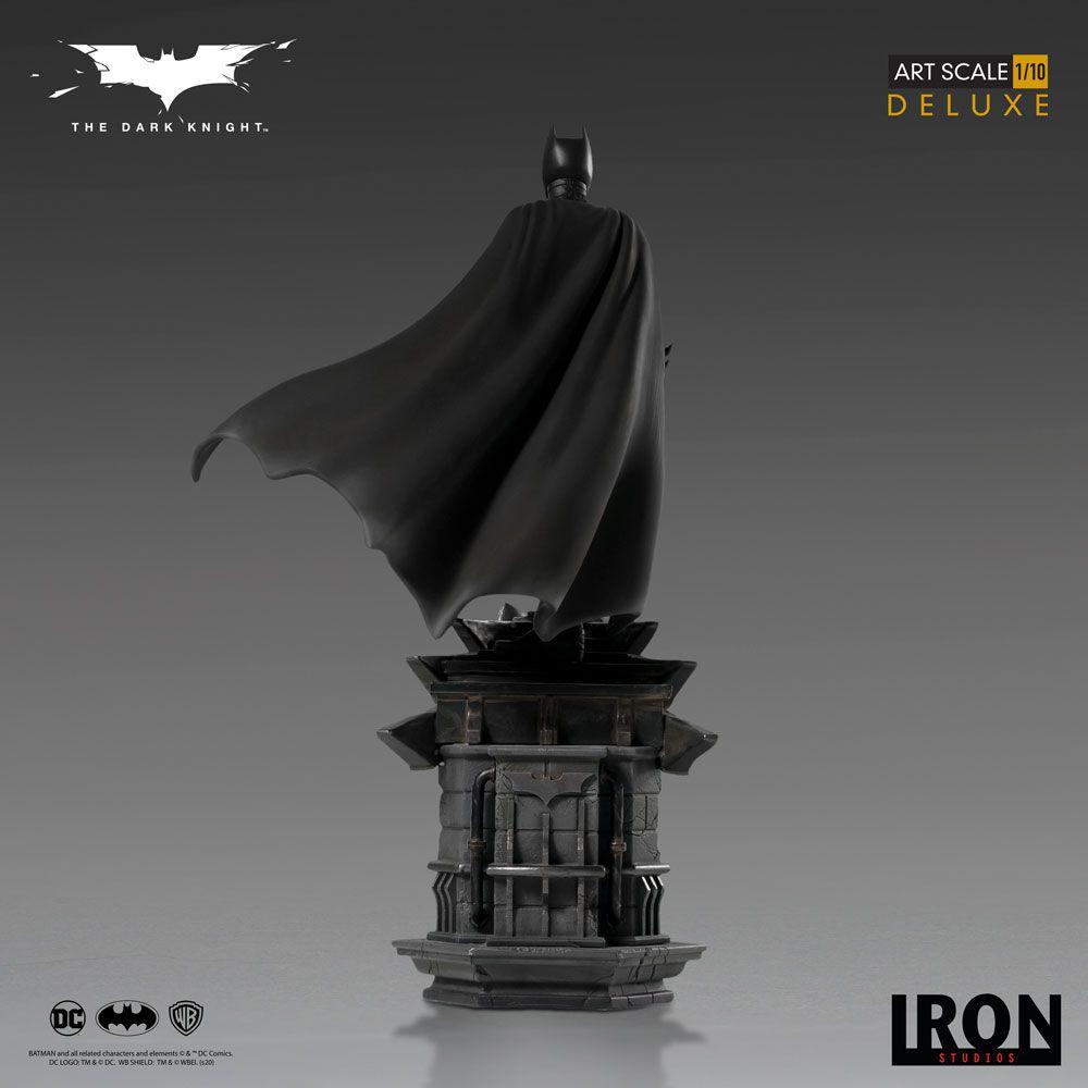 The Dark Knight Deluxe Art Scale Statue 1/10 Batman 31 cm