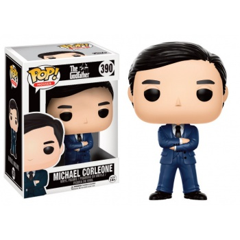 Funko POP! Movies Godfather - Michael Corleone Vinyl Figure 10 cm