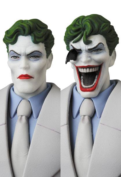 The Dark Knight Returns MAF EX Action Figure Joker 16 cm