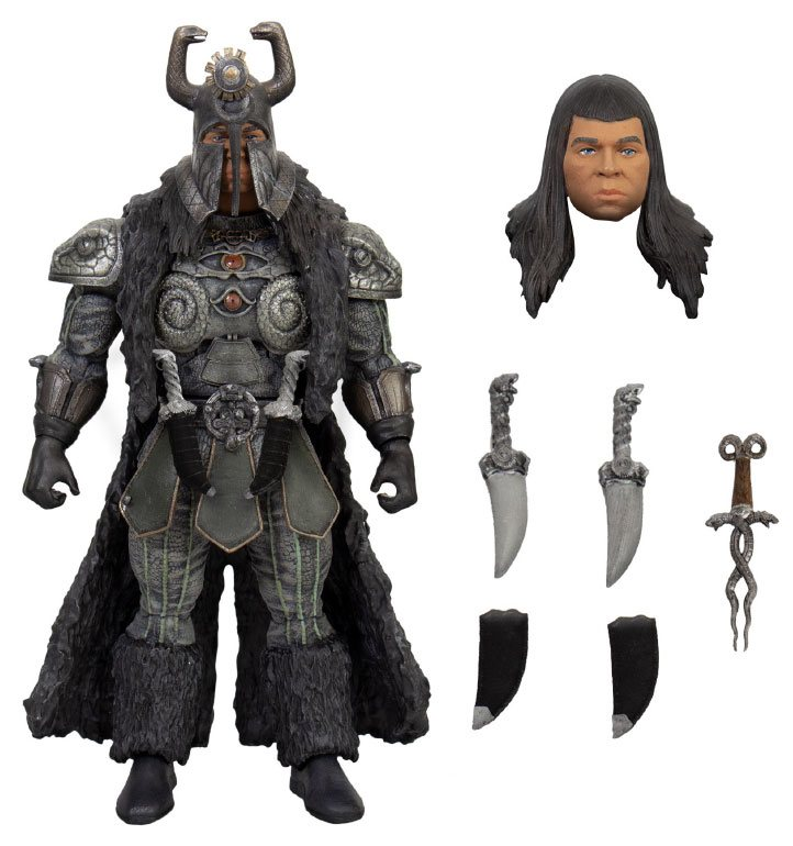 Conan the Barbarian Ultimates Action Figure Thulsa Doom 18 cm