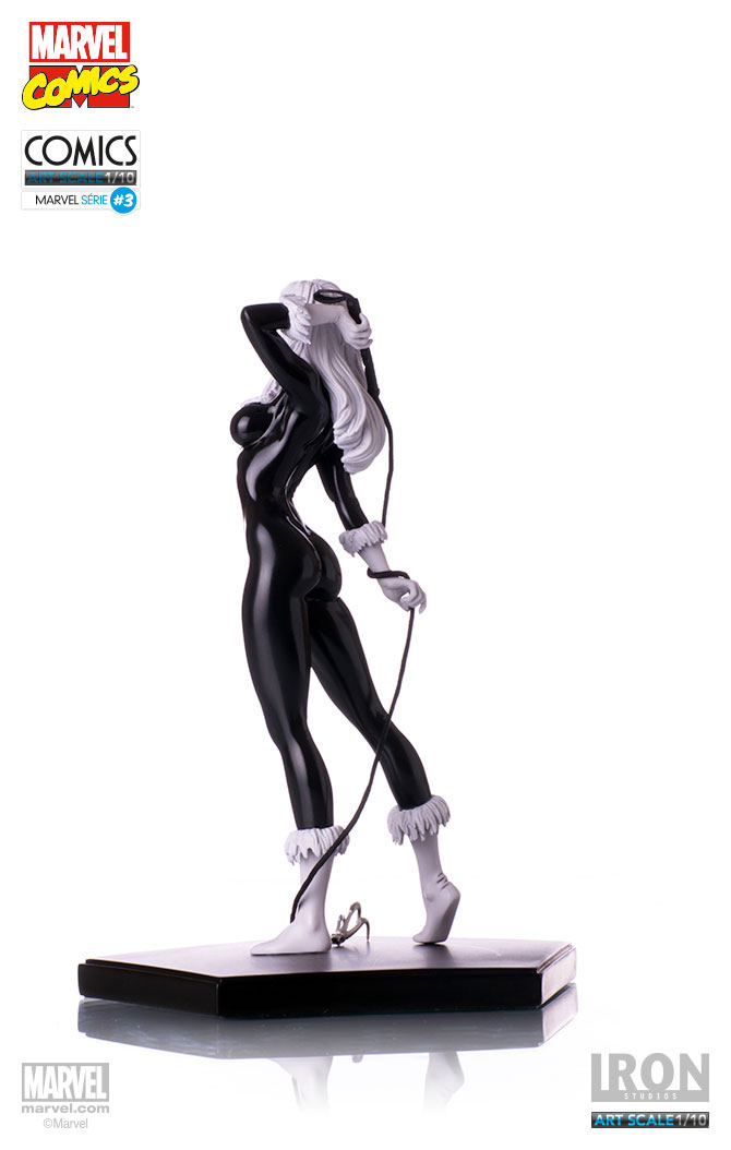 Marvel Comics Statue 1/10 Black Cat 23 cm