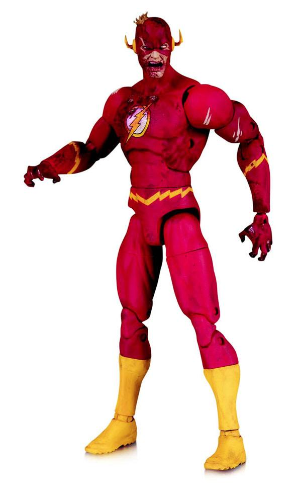DC Essentials Action Figure The Flash (DCeased) 18 cm