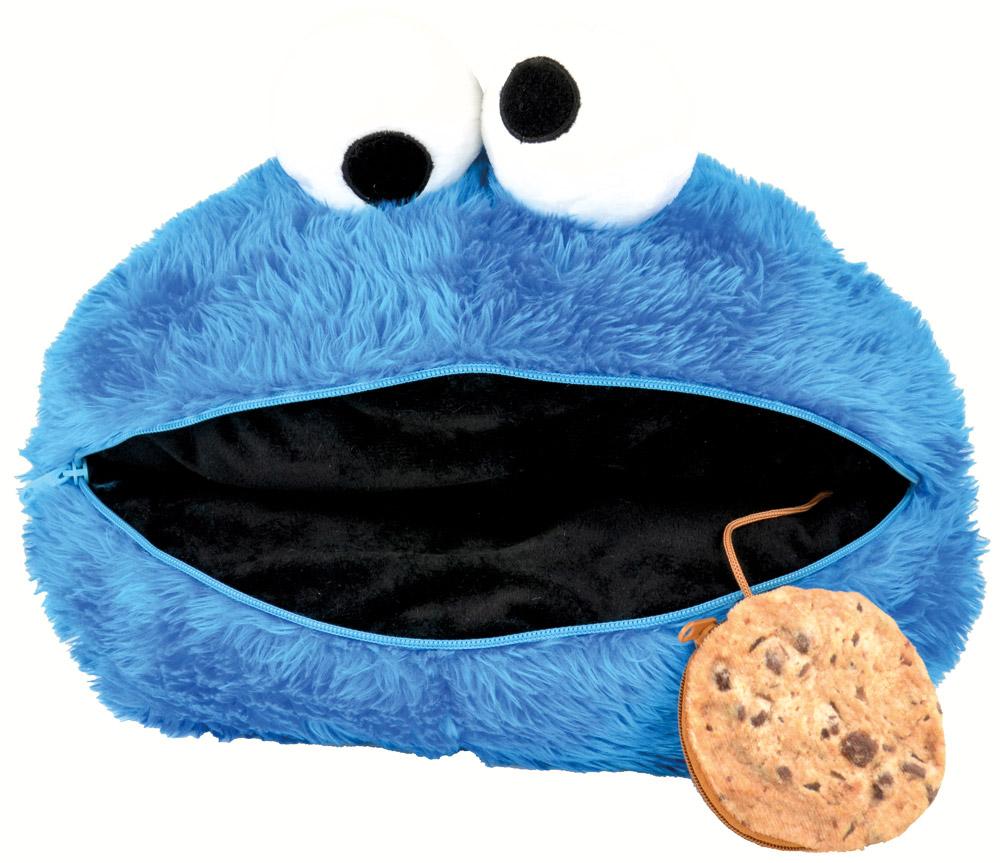 Almofada Sesame Street Cushion Cookie Monster 40 cm