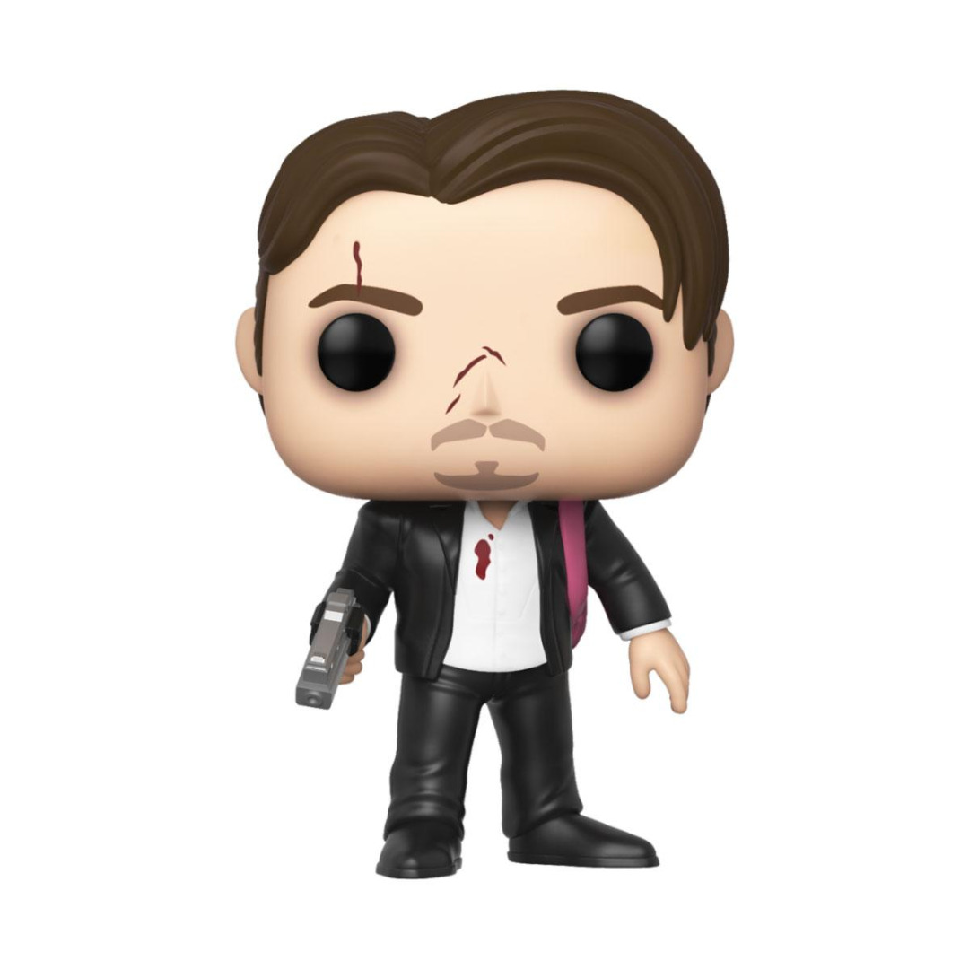 Altered Carbon POP! TV Vinyl Figure Takeshi Kovacs (Elias Ryker) 10 cm