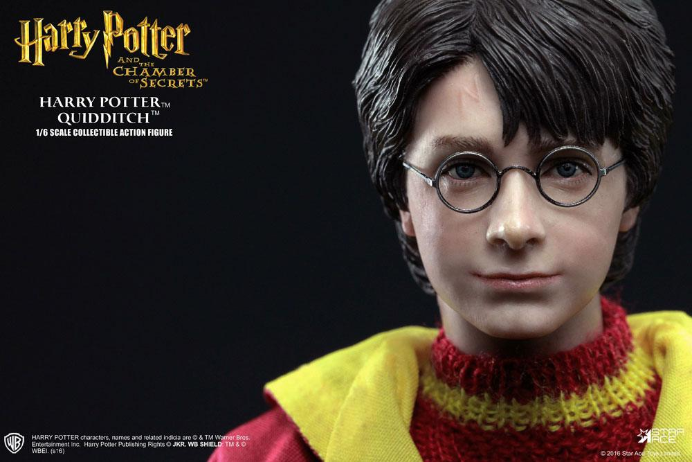 Harry Potter My Favourite Movie Action Figure 1/6 Harry Potter Quidditch