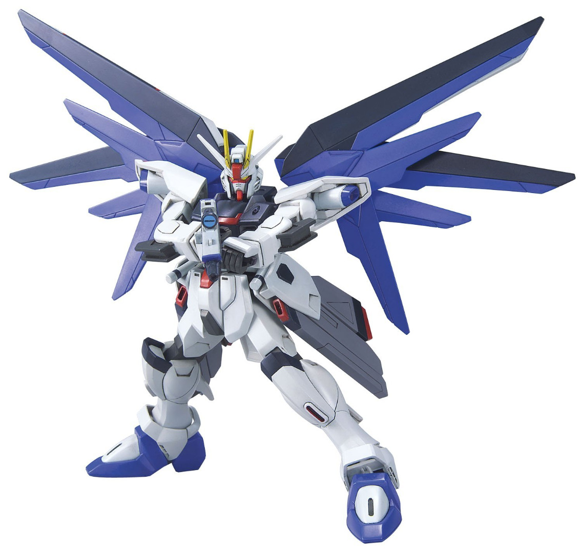 HG High Grade GUNDAM FREEDOM R15 1/144