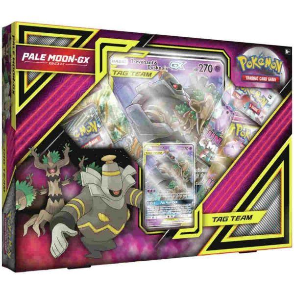Pokémon Pale Moon-GX Collectors Edition Box (em Inglês)