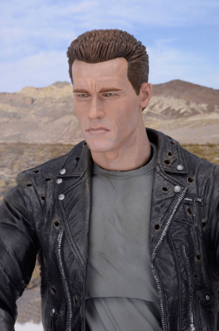 Action Figure Terminator 2 Judgment Day 1/4 T-800 45 cm