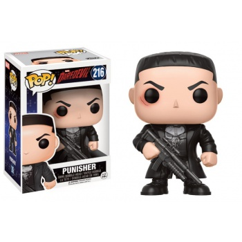 Funko POP! Television Daredevil - Punisher Vinyl Figure 10 cm