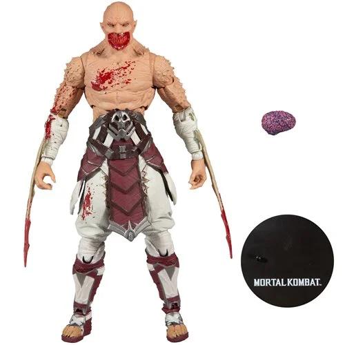 Mortal Kombat 4 Action Figure Baraka Bloody 18 cm