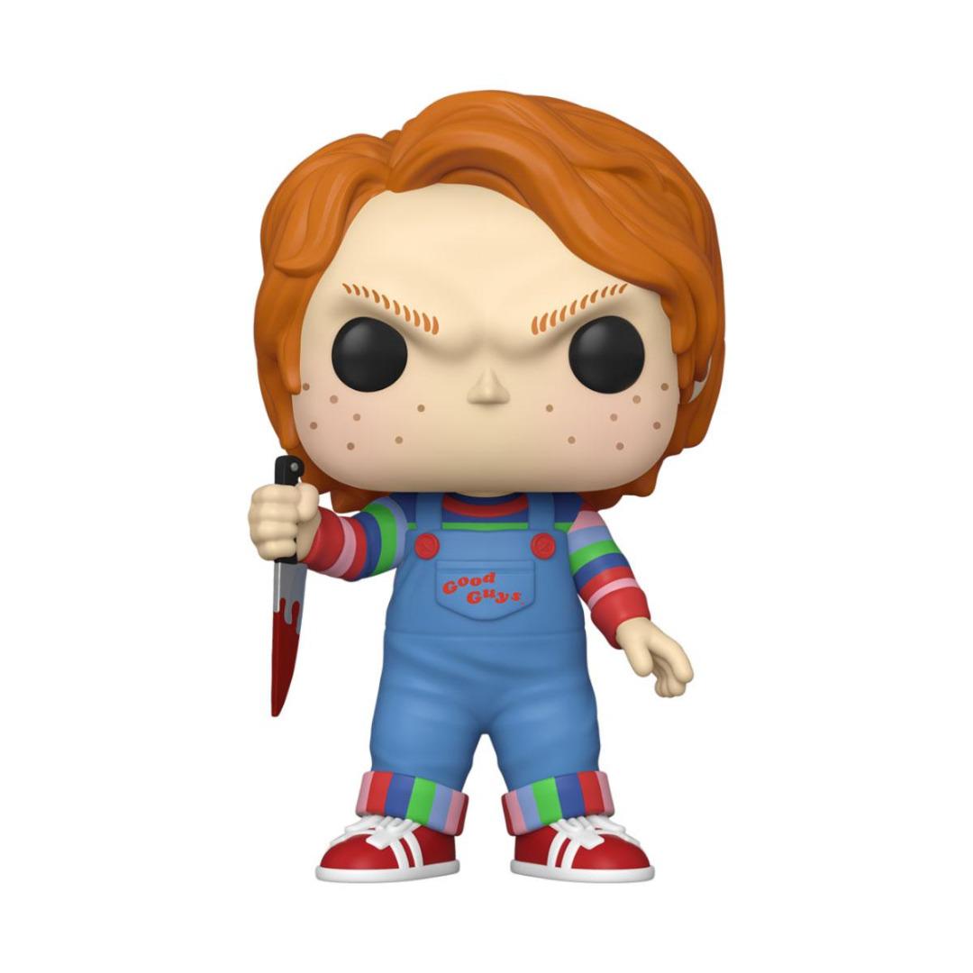 Child´s Play Super Sized POP! Movies Vinyl Figure Chucky 25 cm