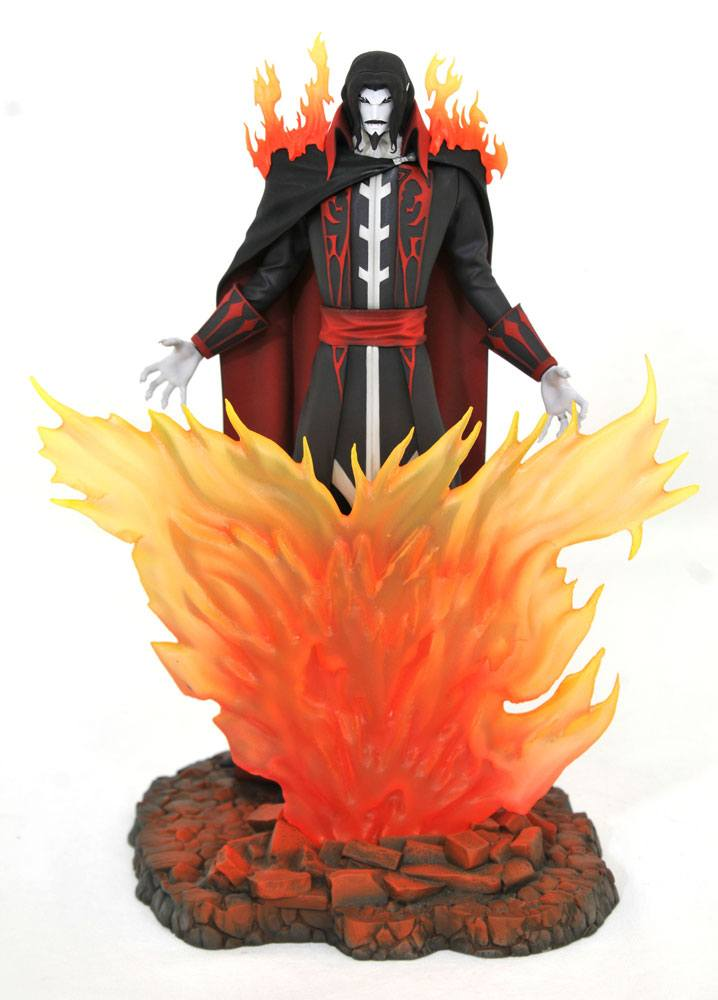 Castlevania Gallery PVC Statue Dracula Exclusive 23 cm