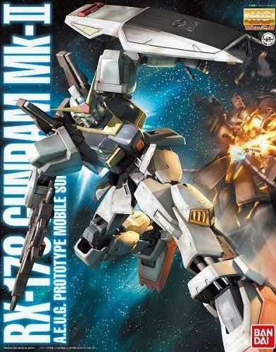 Gundam: Master Grade - Gundam Mk-II Ver.2.0 1:100 Model Kit