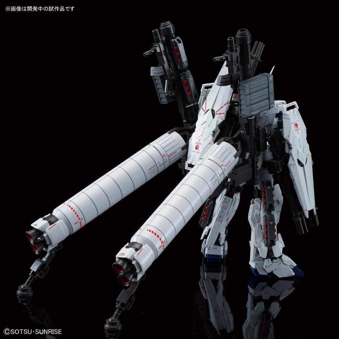 Gundam: Real Grade - Full Armor Unicorn Gundam 1:144 Model Kit