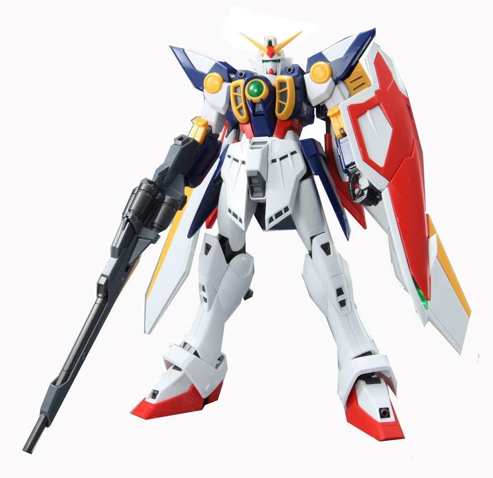 Gundam: Master Grade - Wing Gundam - 1:100 Scale Model Kit