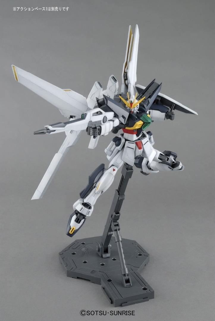 Gundam: Master Grade - Gundam Double X 1:100 Model Kit