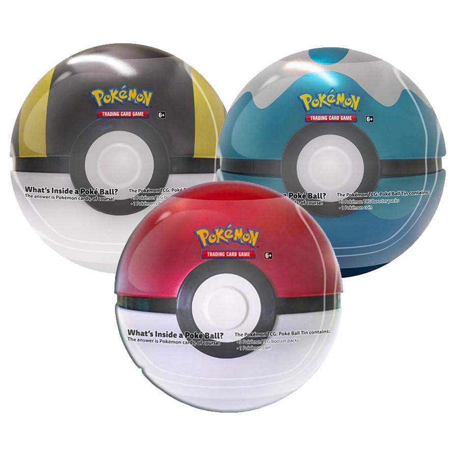 Pokemon TCG: Poke Ball Metálica