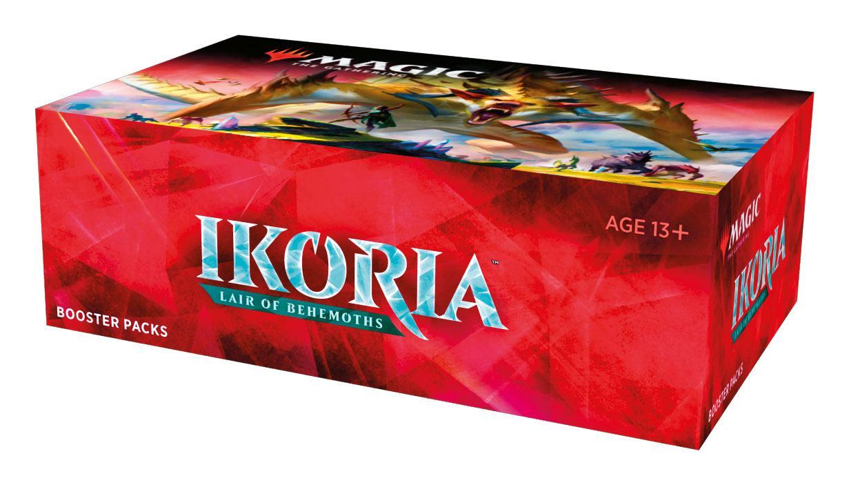 Magic the Gathering Ikoria: Lair of Behemoths Booster English