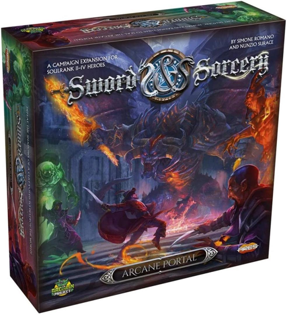 Sword & Sorcery – Arcane Portal