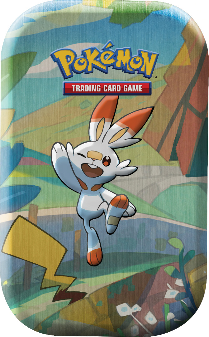 Pokemon TCG: Galar Pals - EN